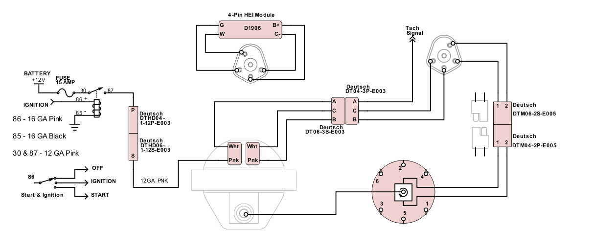 new wiring diagram